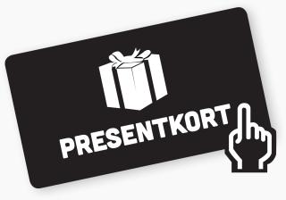Presentkort med valfritt pris