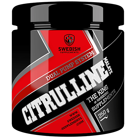Swedish Supplements Citruline Malate