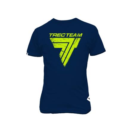Trec T-shirt ''Play Hard'' Dark Blue