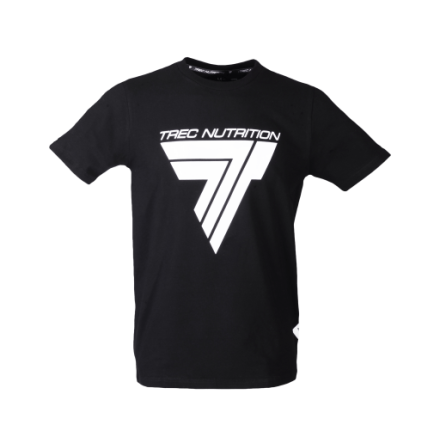 Trec T-shirt ''Play Hard'' Black