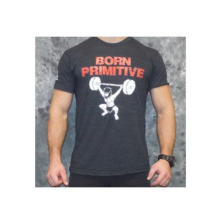 Born Primitive T-shirt ''Release Your Inner Savage''