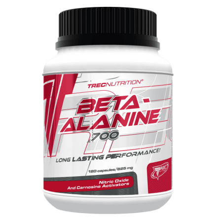 Trec Nutrition Beta-Alanine 700 120 caps