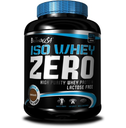 BioTech USA ISO Whey Zero 2,3kg