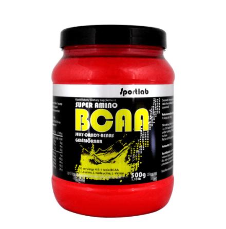 Sportlab Super Amino BCAA 500g