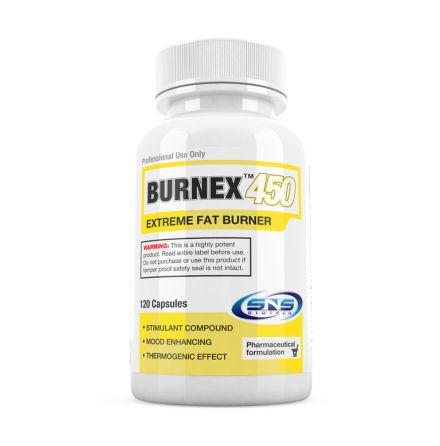 SNS Biotech Burnex 450 120 caps