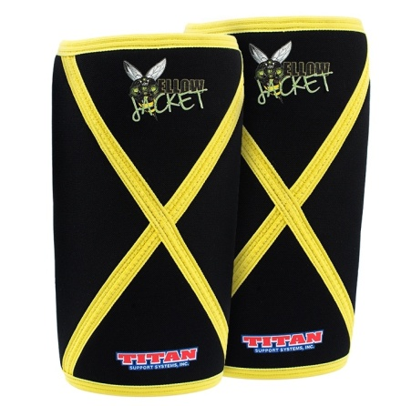 Titan Yellow Jacket IPF - Black Edition