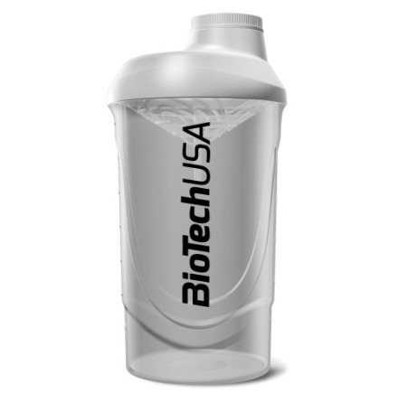 Biotech Wave Shaker 600 ml - White