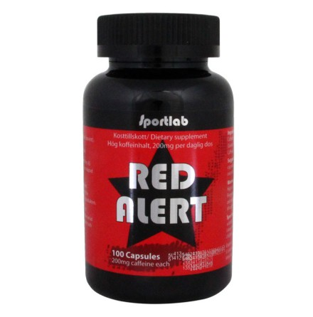Sportlab Red Alert