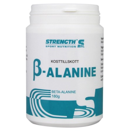 Strength Beta Alanin