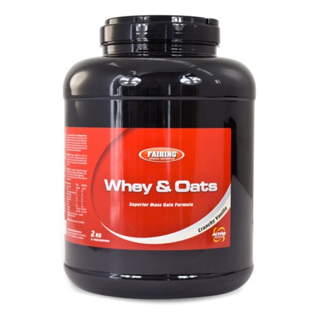 Fairing Whey & Oats