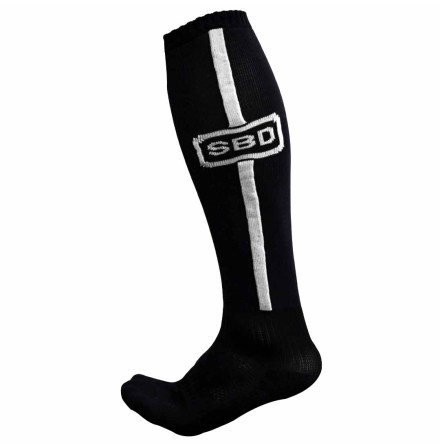 SBD Deadlift Socks Black/White