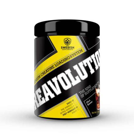 Swedish Supplements Creavolution