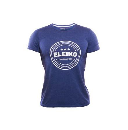 Eleiko Triblend Tshirt Navy