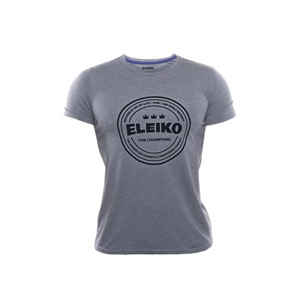 Eleiko Triblend Tshirt Grey