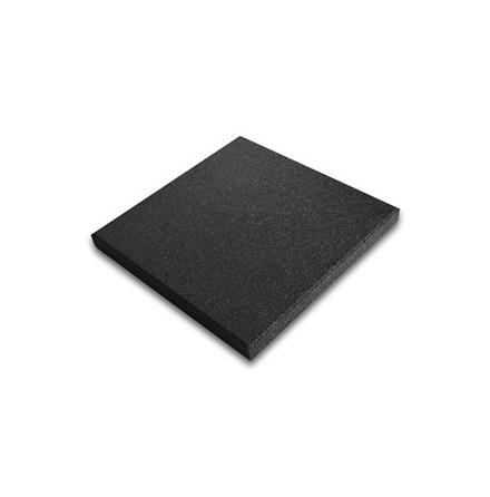 Eleiko Neoflex High Impact Rubbertile 30mm, 1X1m Black