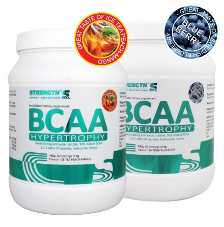 Strength BCAA Hypertrophy
