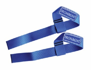 IRONMIND - Strong Enough lifting strap