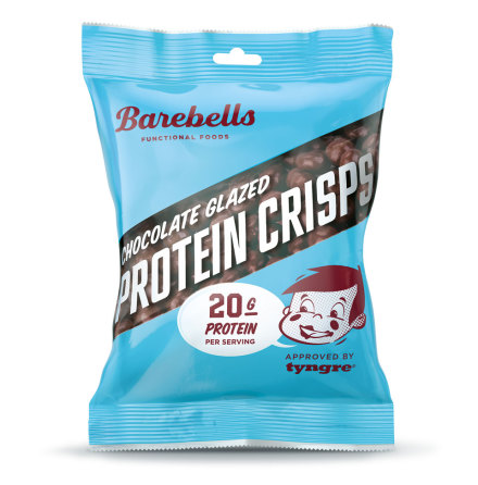 Barebells Protein Crisps