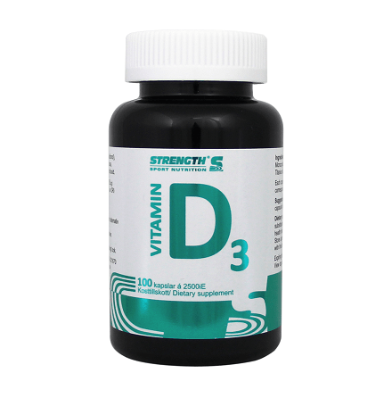Strength D-Vitamin