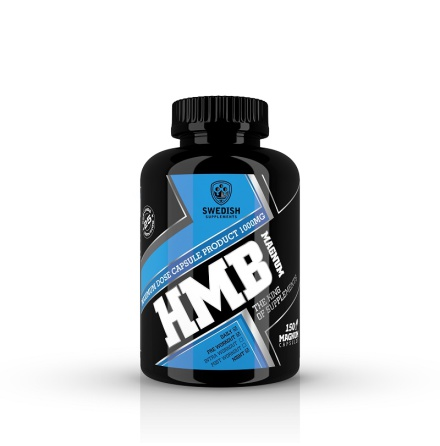 Swedish Supplements HMB