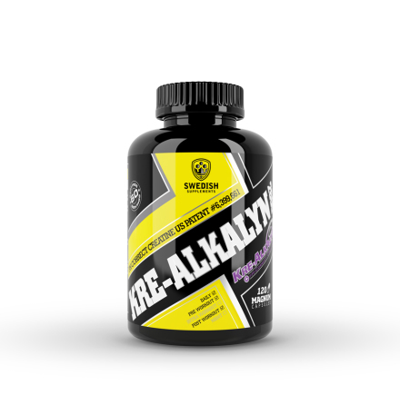 Swedish Supplements Krealkalyn