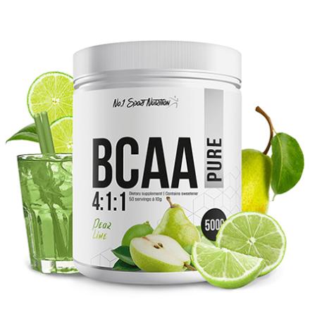No.1 Sport Nutrition BCAA