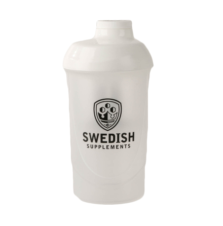 Swedish Supplements Shaker Transperent