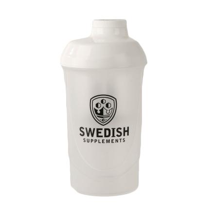 Swedish Supplements Shaker Transperent