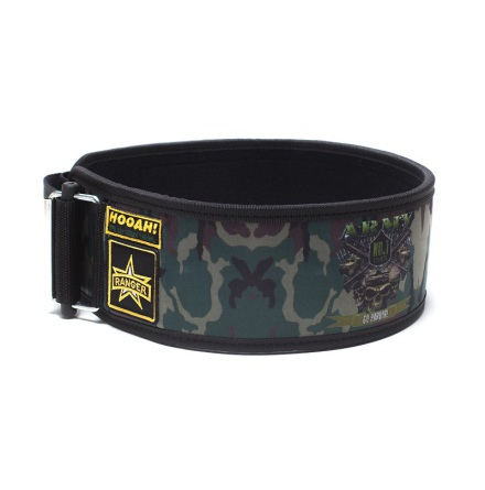 No.1 Sports Wod Belt Army