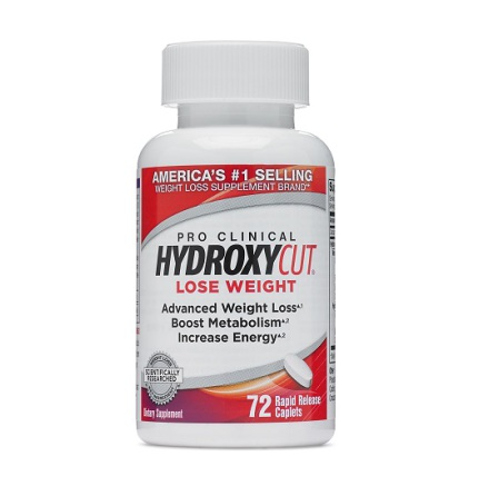 Hydroxycut Pro Clinical