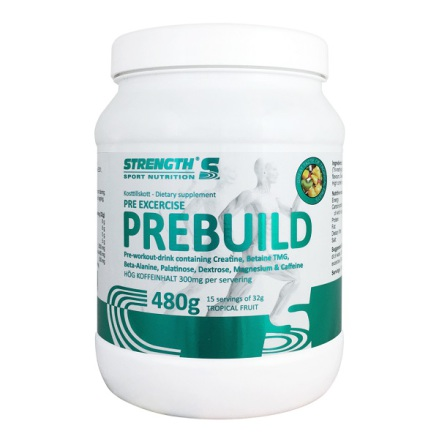 Strength Prebuild