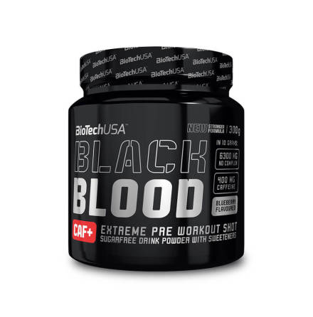 BiotechUSA Black Blood CAF+