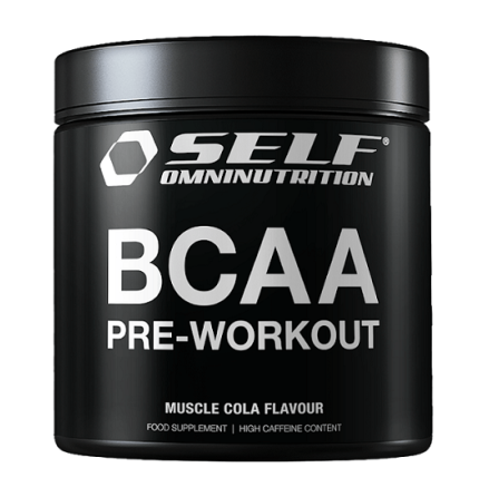 Self BCAA Pre Workout