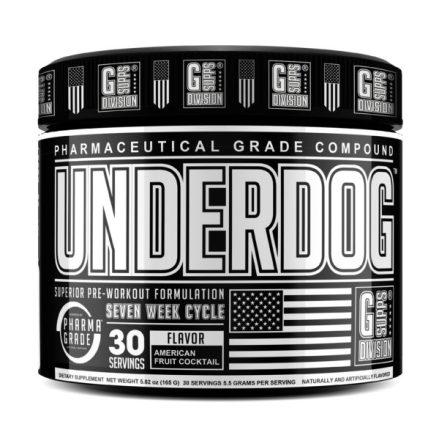 G Division Underdog
