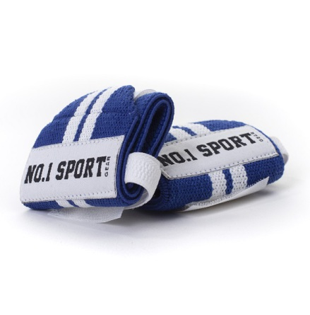 No.1 Sports Wrist Wraps Navy