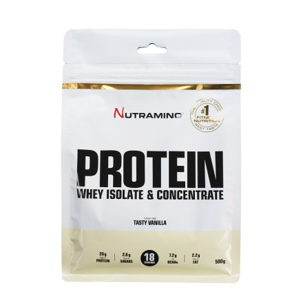 Nutramino Whey Protein 500g