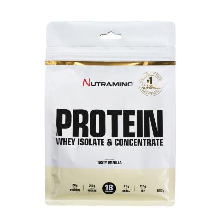 Nutramino Whey Protein 500g