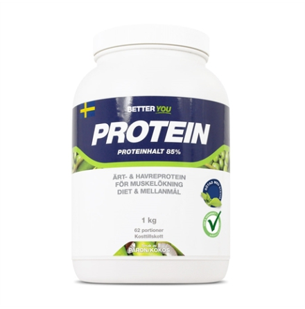 Better You Ärt och Havre Protein