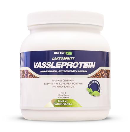 Vassleprotein Laktosfritt