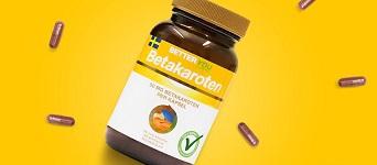 Bli brun med betakaroten