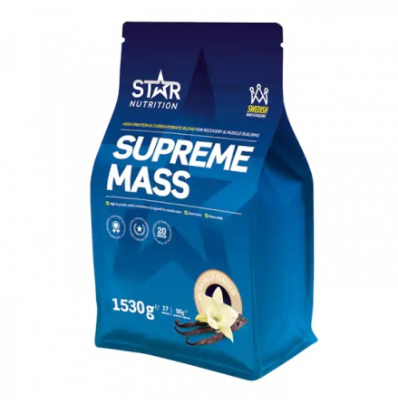 Star Nutrition Supreme Mass