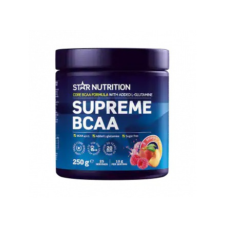 Star Nutrition Supreme BCAA