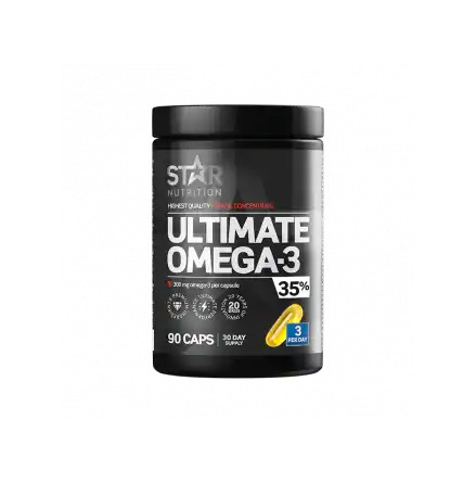 Ultimate Omega-3 - 1000mg 35%