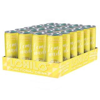 Lohilo BCAA Dryck 24x330ml - Lemonade