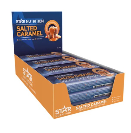 Star Nutrition Protein Bars