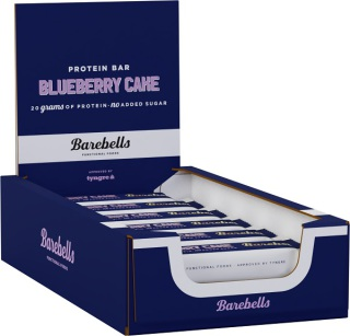 Barebells Protein Bars Blueberry Cake