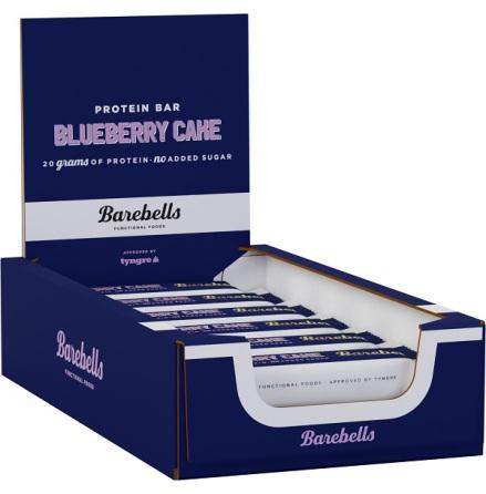 Barebells Protein Bars Blueberry Cake