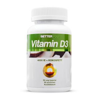 Vitamin D3 4000IE