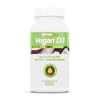 Vitamin D3 Vegan