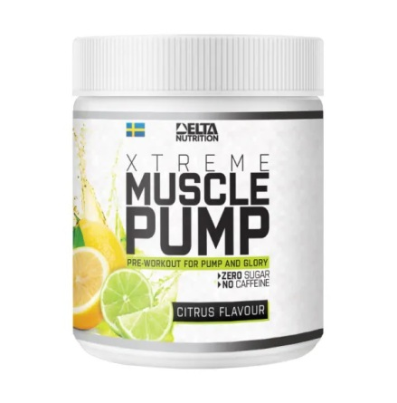 Delta Nutrition Muscle Pump